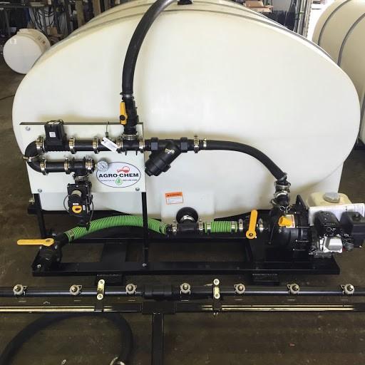 1035 deice unit 5 hp gas engine