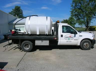730 and 525 gallon