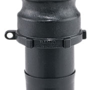 """Banjo Cam Lever Poly Couplings 2"""""""