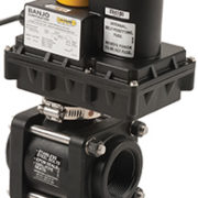 Banjo Electric 1.5 Inch Ball Valve