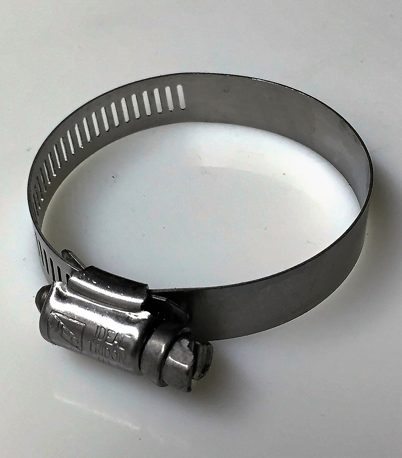 ″ stainless steel hose clamp deice products