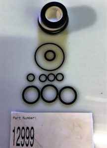 """Banjo 2"""" Poly Pump Seal and Oring Kit Only"""