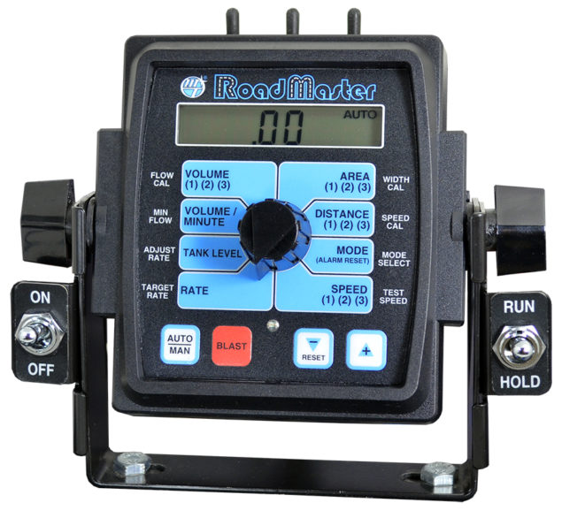 MicroTrak RoadMaster Console Kit